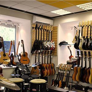 Музыкальные магазины Клязьмы