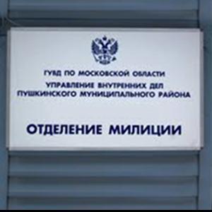 Отделения полиции Клязьмы
