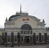 Железнодорожные вокзалы в Клязьме