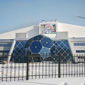 Спортивные комплексы Клязьмы