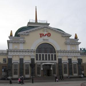 Железнодорожные вокзалы Клязьмы